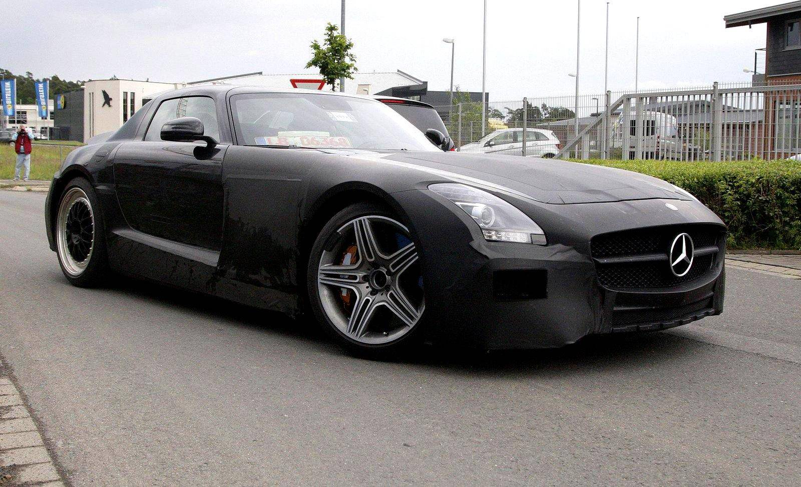 Mercedes Benz SLC AMG 2014