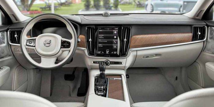 Volvo S90 Inscription салон
