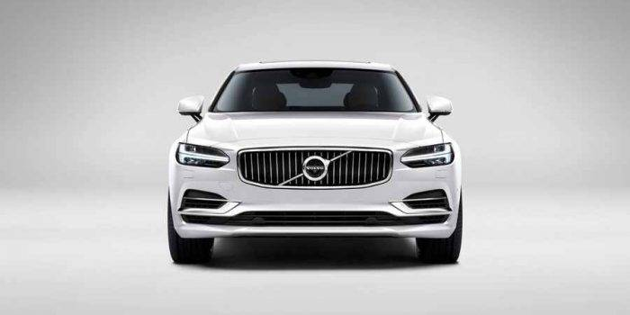Volvo S90 Inscription седан 2017