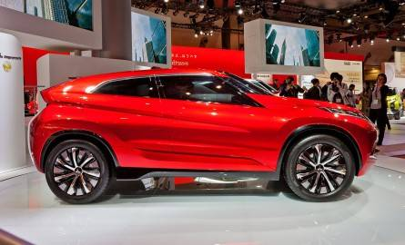 Mitsubishi concept. Cross Runner. Grand Cruiser. Шоу кар от Митсубиши.